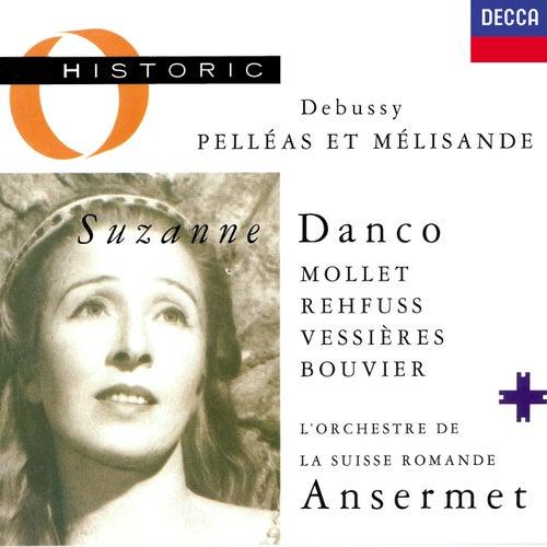 Debussy: Pelléas et Mélisande von Ernest Ansermet