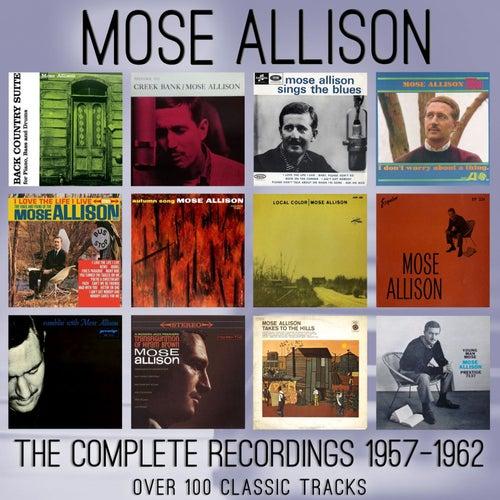 The Complete Recordings: 1957 - 1962 de Mose Allison