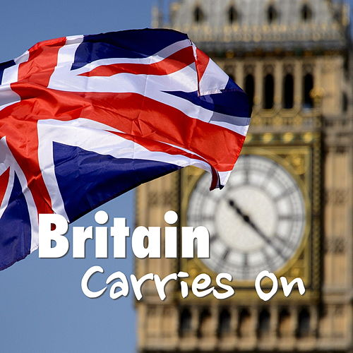 Britain Carries On de Various Artists