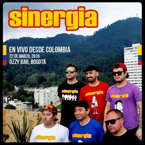 En Vivo Desde Colombia de Sinergia