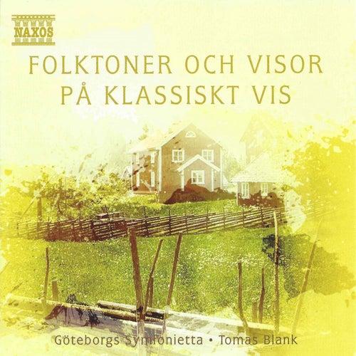 Folktoner och visor på klassiskt vis von Tomas Blank