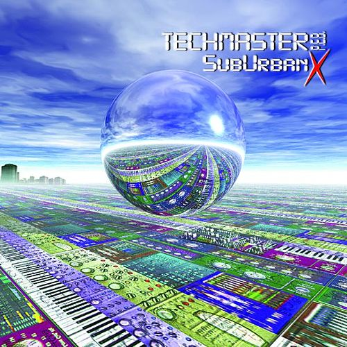 Suburban X (The Unreleased Cd) by Techmaster P.E.B.