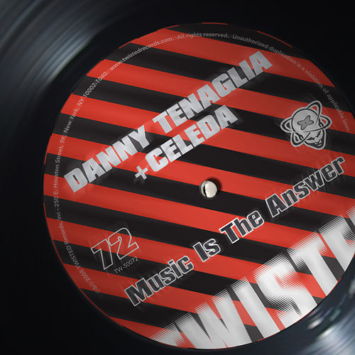 Music Is the Answer (Part 1) von Danny Tenaglia