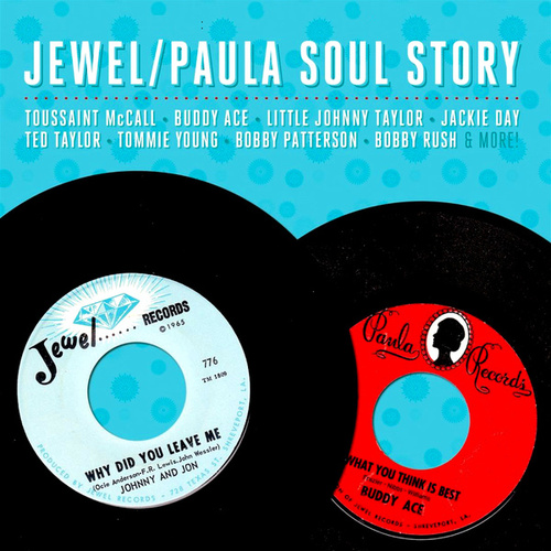 The Jewel/Paula Soul Story by Various Artists