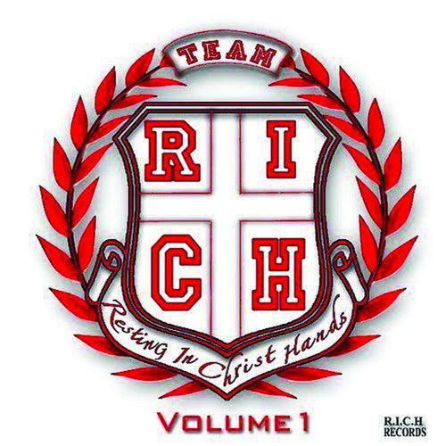 Team R.I.C.H., Vol. 1 fra Various Artists