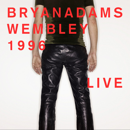 Wembley 1996 Live von Bryan Adams