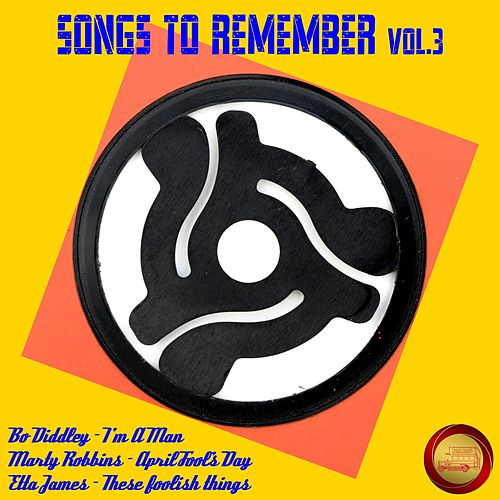 Songs to Remember, Vol. 3 by Various Artists