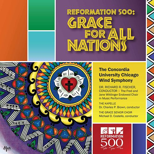 Reformation 500: Grace for All Nations von Various Artists