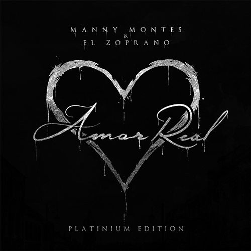 Amor Real (Platinium Edition) de Various Artists