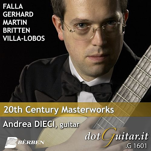 20Th Century Masterworks by Andrea Dieci