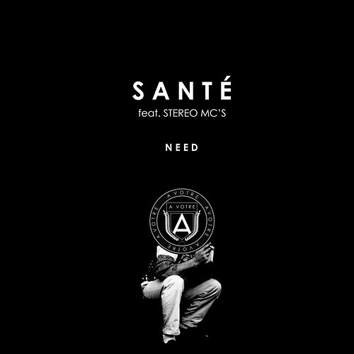 Need (Warehouse Mix & Remixes) by Santé