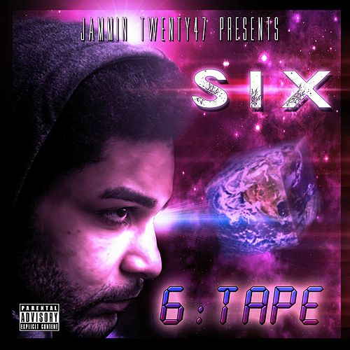 6 : Tape by six