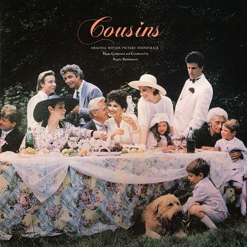 Cousins (Original Motion Picture Soundtrack) von Angelo Badalamenti