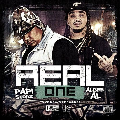 Real One (feat. Albee Al) de Papi Storz