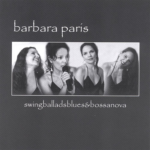Swingballadsblues&bossanova by Barbara Paris