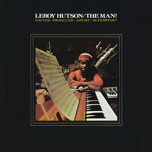 The Man! by LeRoy Hutson