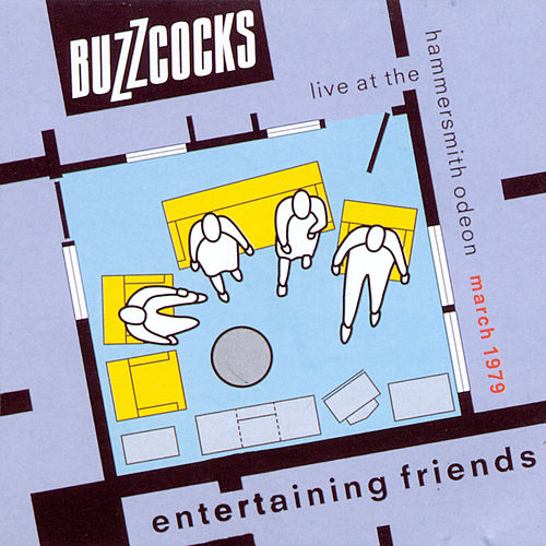 Entertaining Friends (Live At The Hammersmith Odeon, March 1979) de Buzzcocks