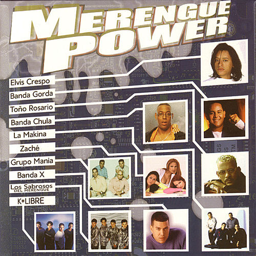 Merengue Power by Various Artists
