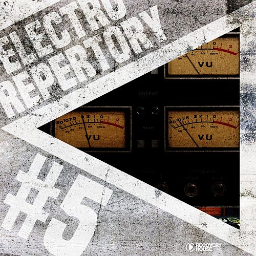 Electro Repertory #5 von Various Artists