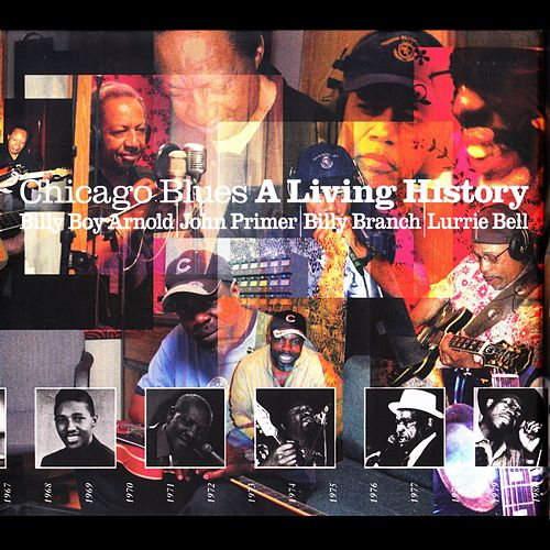 Chicago Blues a Living History von Various Artists