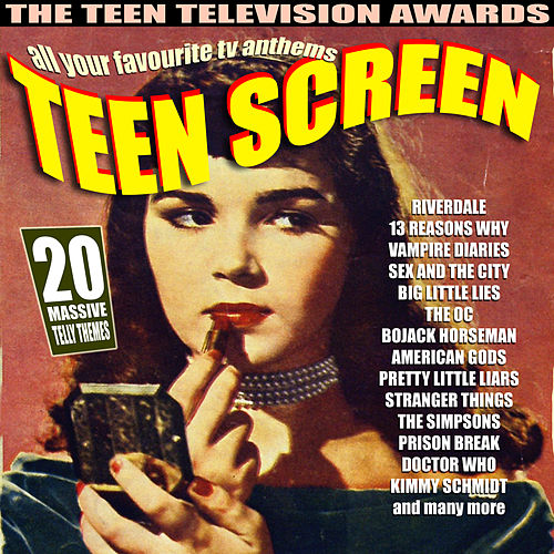 Teen Screen - Twenty Massive Telly Themes de Various Artists