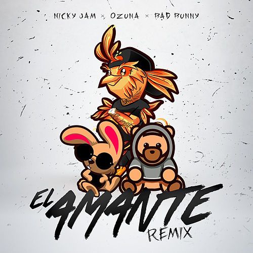 El Amante (Remix) by Nicky Jam