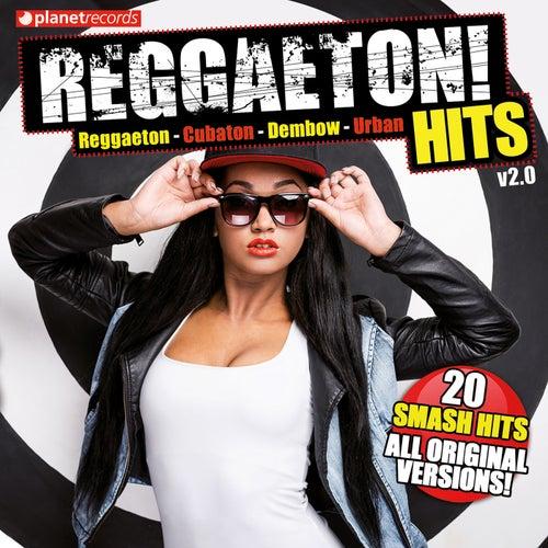 Reggaeton Hits V2.0 (Reggaeton - Cubaton - Dembow - 20 Urban Latin Hits) de Various Artists