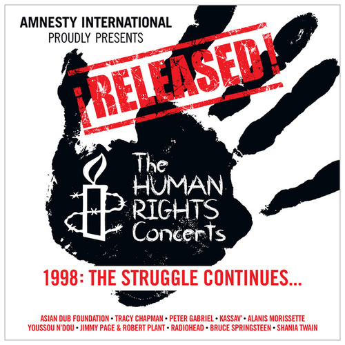 Released! - The Struggle Continues 1998 (Live) von Various Artists