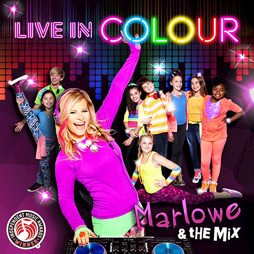 Live In Colour by Marlowe