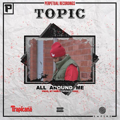 All Around Me by Topic