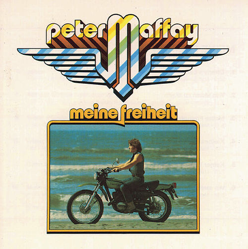 Meine Freiheit von Peter Maffay