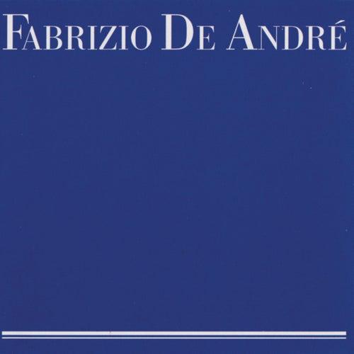 Fabrizio De Andrè (Blu) by Fabrizio De André