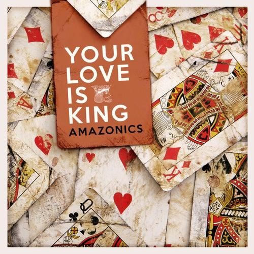 Your Love Is King de Amazonics
