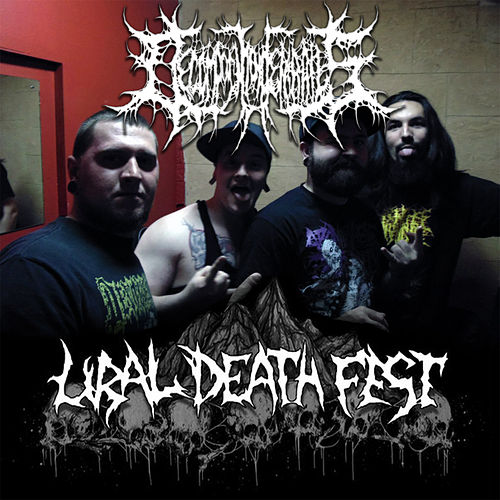Live Ural Death Fest 3 von Decomposition of entrails