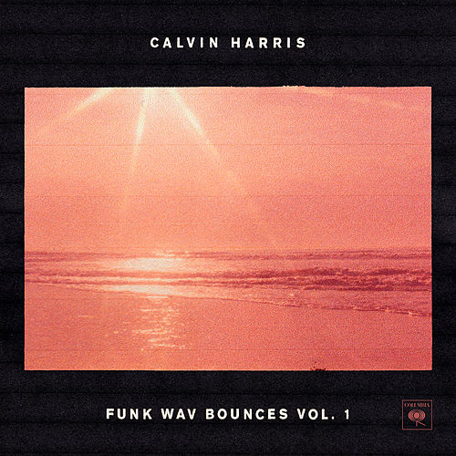 Funk Wav Bounces Vol.1 von Calvin Harris