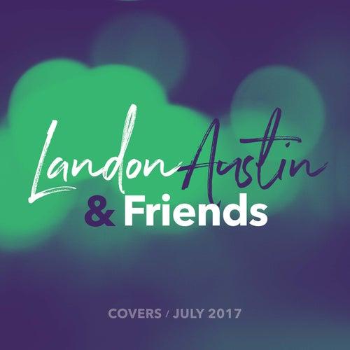 July 2017 Covers de Landon Austin
