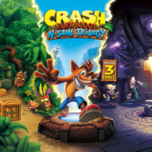 Music from Crash Bandicoot N. Sane Trilogy by Vicarious Visions Audio