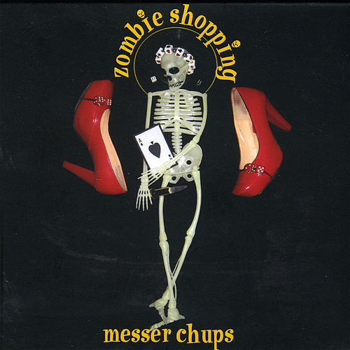 Zombie Shopping by Messer Chups