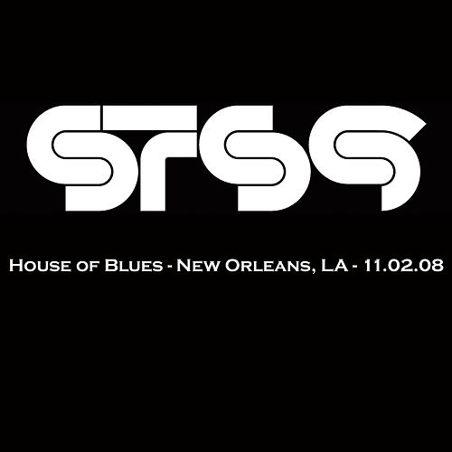 House of Blues, New Orleans, LA 11.02.08 by STS9 (Sound Tribe Sector 9)