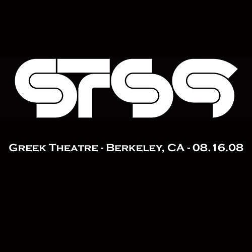 Greek Theatre, Berkeley, CA 8.16.08 by STS9 (Sound Tribe Sector 9)