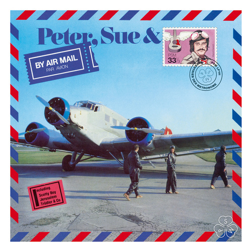 By Air Mail (Remastered 2015) by Sue Peter