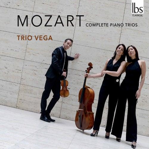 Mozart: Complete Piano Trios de Trio Vega