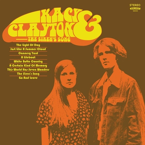 Just Like A Summer Cloud by Kacy & Clayton