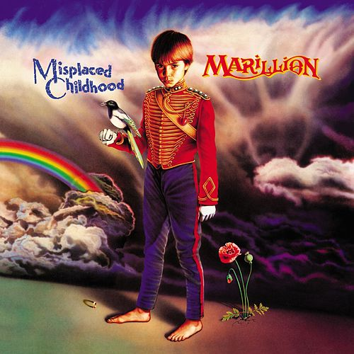 Misplaced Childhood (Deluxe Edition) fra Marillion