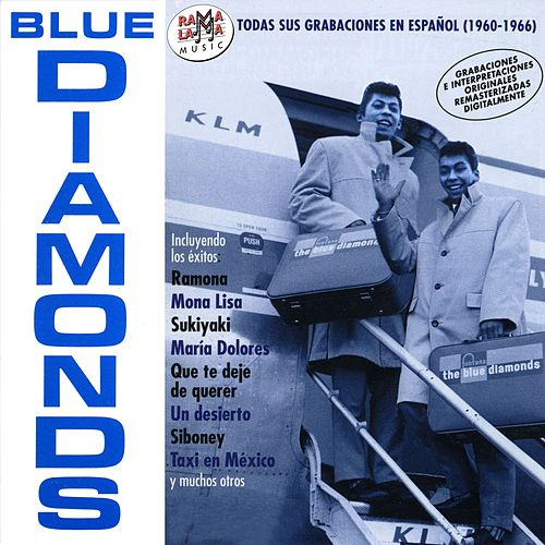 Todas Sus Grabaciones en Español (1960-1966) de Blue Diamonds
