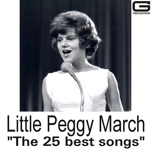 The 25 Best Songs de Peggy March