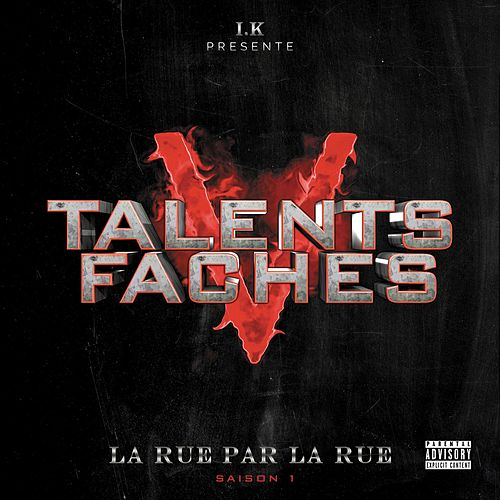 Talents fachés 5 - La rue par la rue, Saison 1. by Various Artists