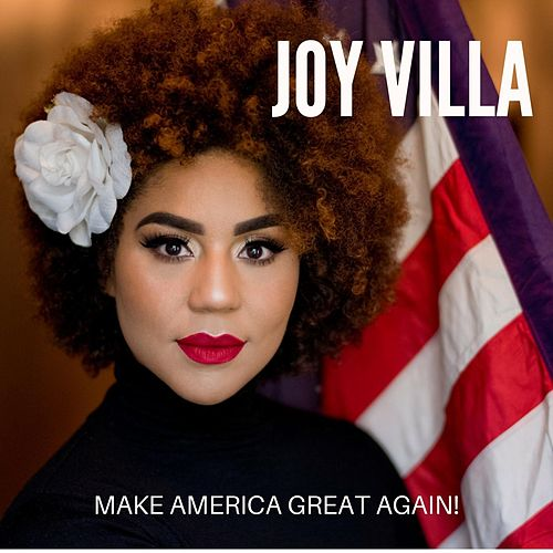 Make America Great Again! de Joy Villa