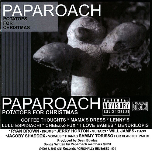 Potatoes for Christmas by Papa Roach