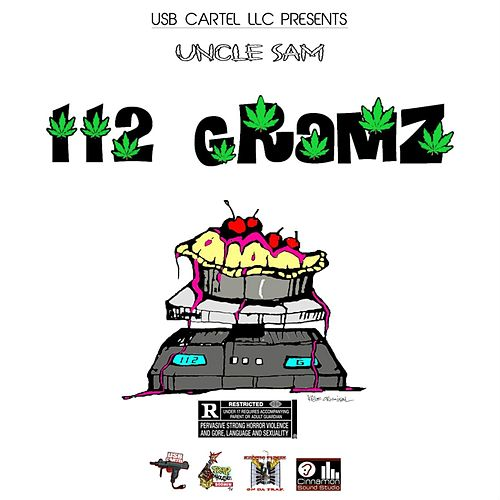 112 Gramz de Uncle Sam (R&B)